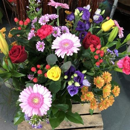 Bouquets variés 08