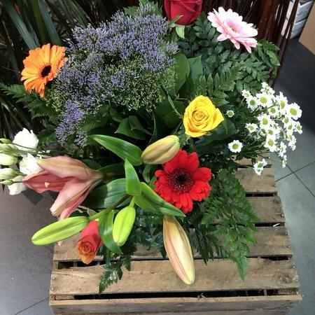 Bouquets variés 09
